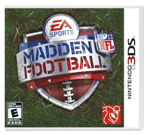 Madden NFL Football 3DS by Electronic Arts [並行輸入品] B00Y97TMI6