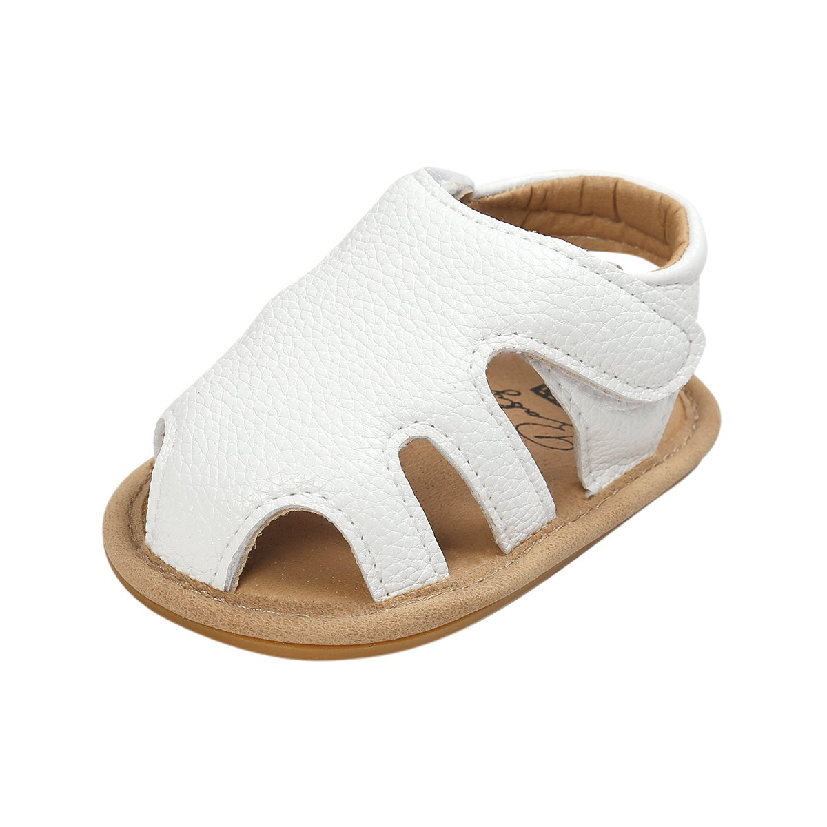 HLM Baby Shoes Sandals for Girl Boys Babies Toddlers Size 6-12 12-18 0-6 5.5 Months H180427LX-1P
