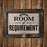 Harry Potter Hogwarts Room Of Requirement Small Tin Sign