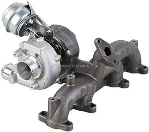 Turbo Turbocharger For Volkswagen VW Golf Jetta Mk4 New Beetle TDI Diesel 1.9L ALH 1998 1999 2000 2001 2002 2003 2004 - BuyAutoParts 40-30004AN New