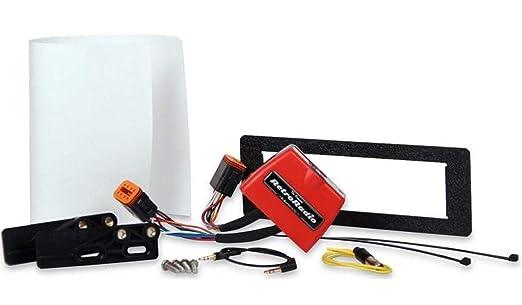Amazon.com: Biketronics RetroRadio Kit BT1004X: Automotive on