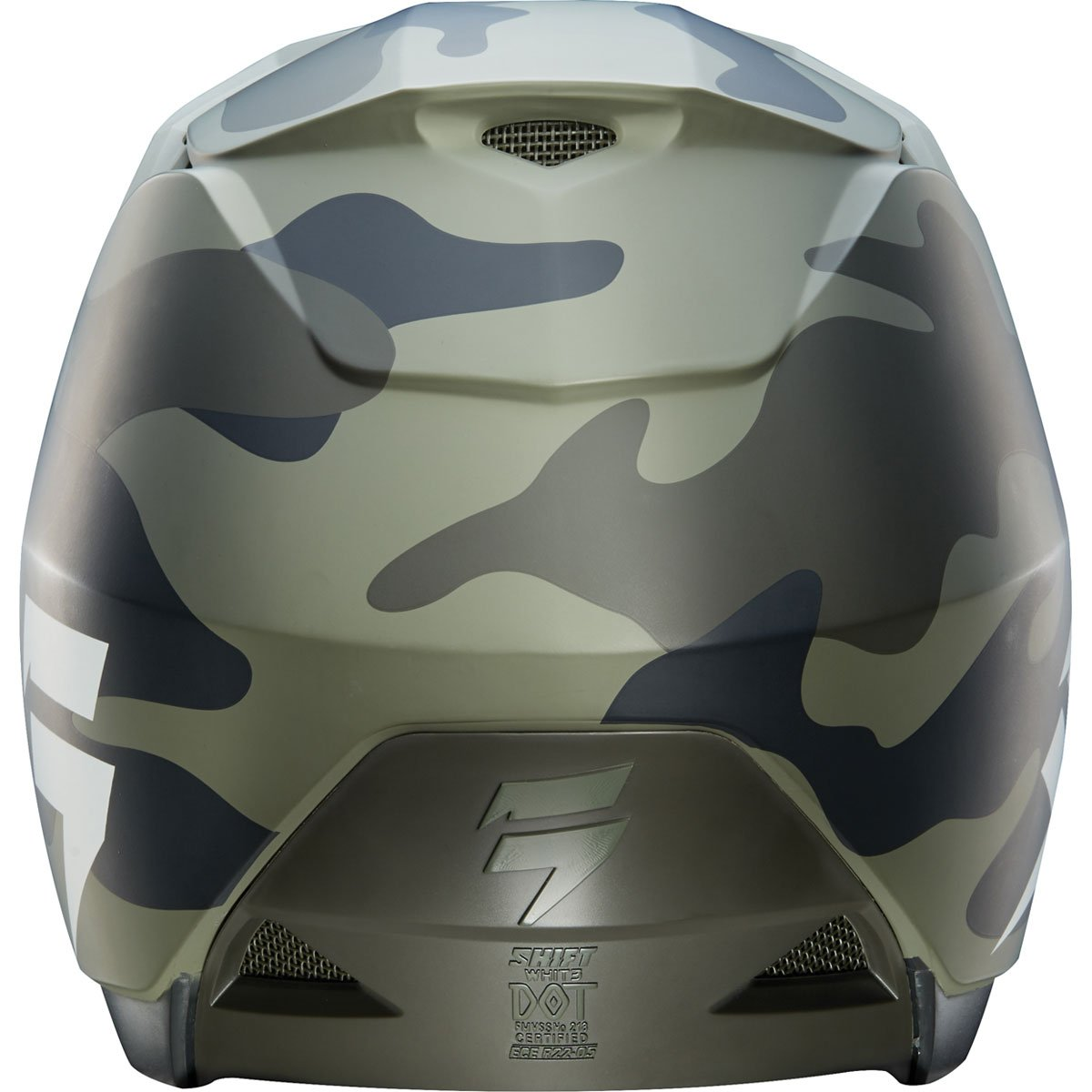 Shift Racing Whit3 Mens Off-Road Motorcycle Helmets