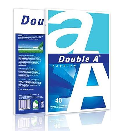 A4 Premium - Papel para impresora - 40 hojas - importados de ...