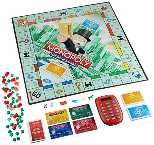 Monopoly Electronic Banking Amazon Toys Games