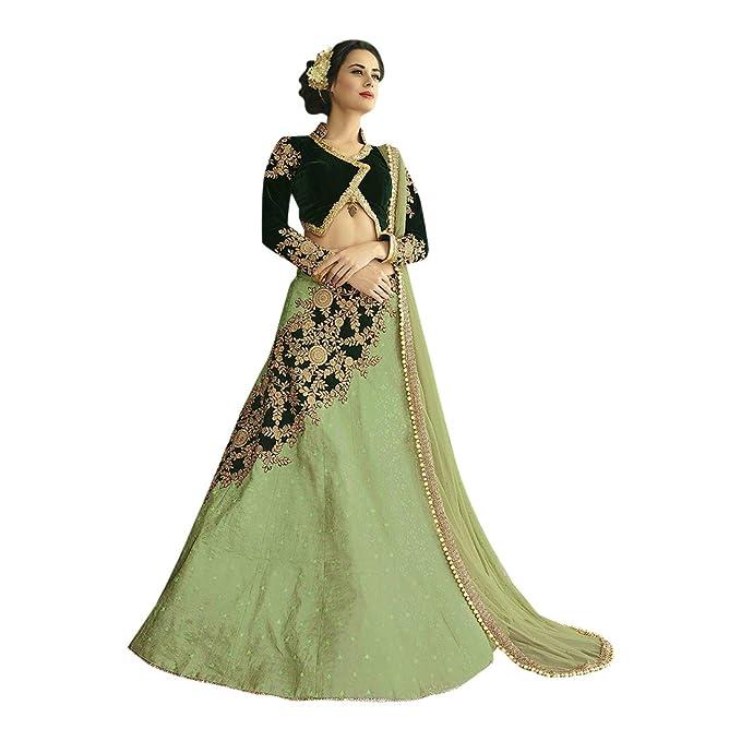 Vestido de fiesta de diseñador tradicional vestido de boda nueva colección lehenga choli dupatta falda larga