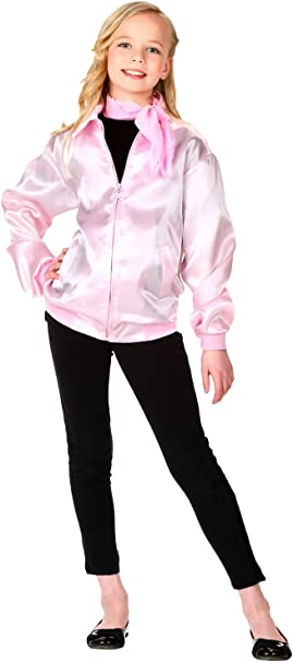 ROPA DE DESCANSO PARA NIÑAS GRASA PINK LADY DE GREASE LADY ...