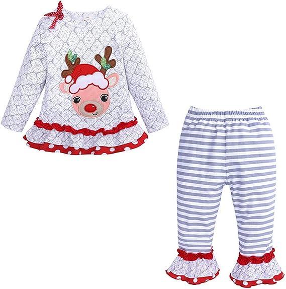 POLP Niño Navidad Bebe Ropa Disfraz Navidad Bebe Navidad Regalo ...