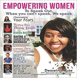 Empowering Women To Speak Out: When you can't speak, we speak: Volume 2