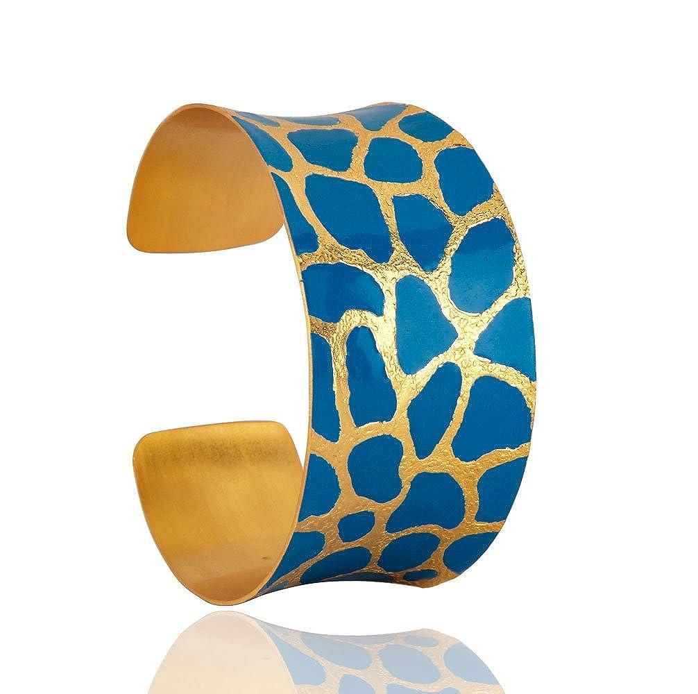 Dhruvansh Creations New Designer Bollywood Party Wear Cuff Bracelet Fashion Jewelry