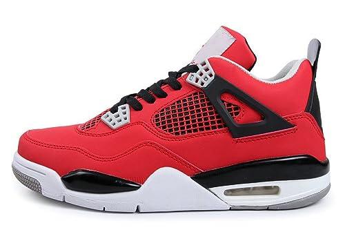 huge discount ea338 55972 Jor - Zapatillas clásicas Hombre, Color Rojo, Talla 46  Amazon.es  Zapatos  y complementos