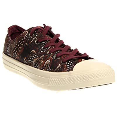 Converse Chuck Taylor Ox Oriental Women's Shoes Size
