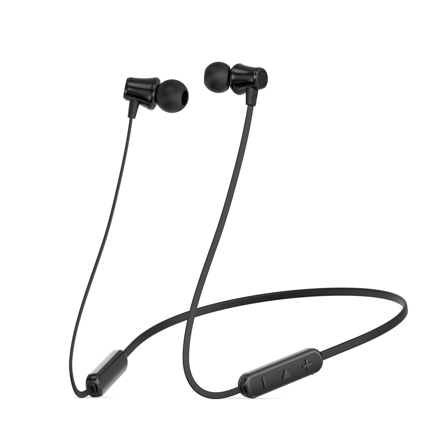 SoundPEATS Bluetooth Headphones Wireless Earbuds 4.1 Magnetic Bluetooth Earphones Lightweight Earbuds with Mic for in-Ear Earphones Sports(8 Hours Play Time, Noise Cancelling, Sweatproof)