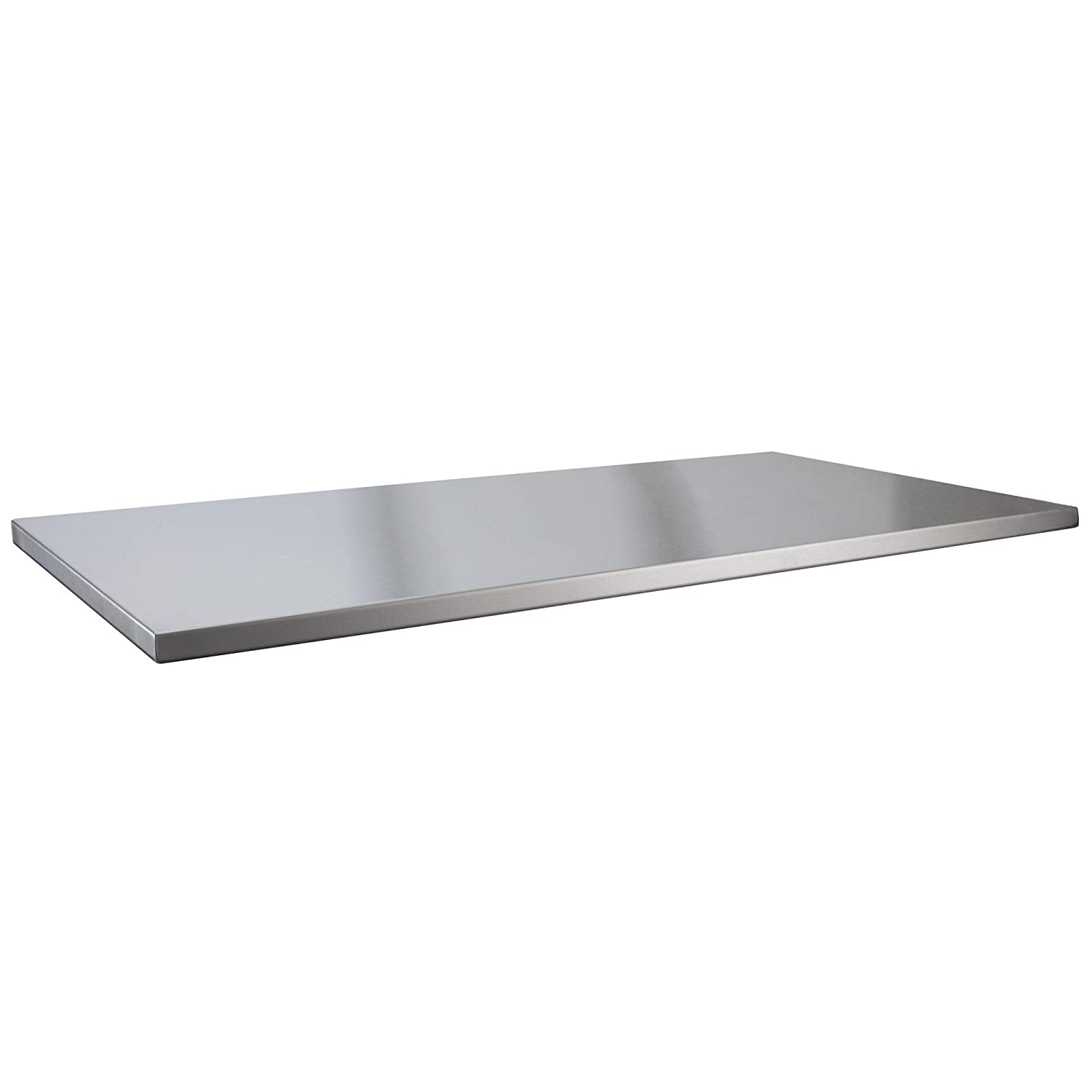 RecPro Concession Countertop | 304 Stainless Steel | 24