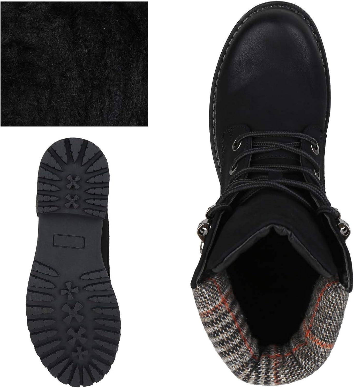 Top Qualität Klassisch 2020 Neueste SCARPE VITA Damen Stiefeletten Worker Boots Schwarz Muster plf4e 3f5ib YXtbt