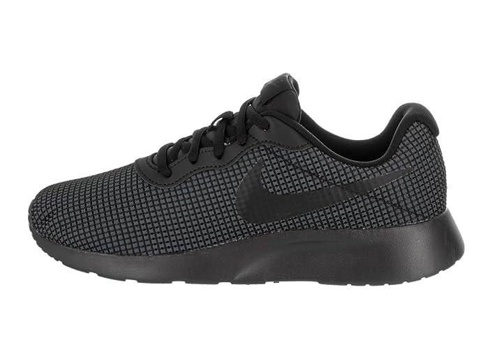 Amazon.com | Nike Tanjun SE Black/Black-Anthracite-White (Womens) (8.5 B(M) US) | Shoes