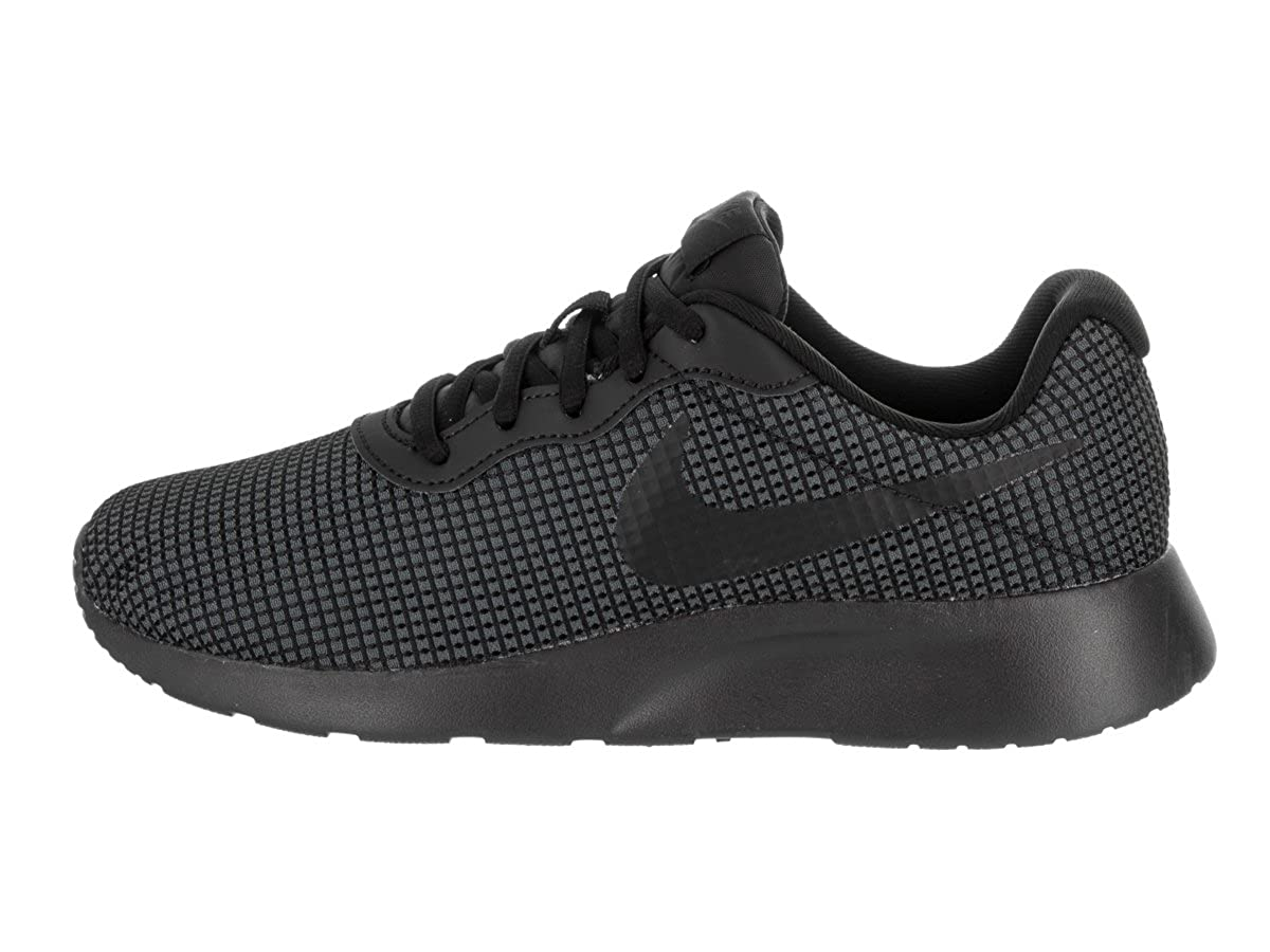 Amazon.com | Nike Tanjun SE Black/Black-Anthracite-White (Womens) (8.5 B(M) US) | Shoes