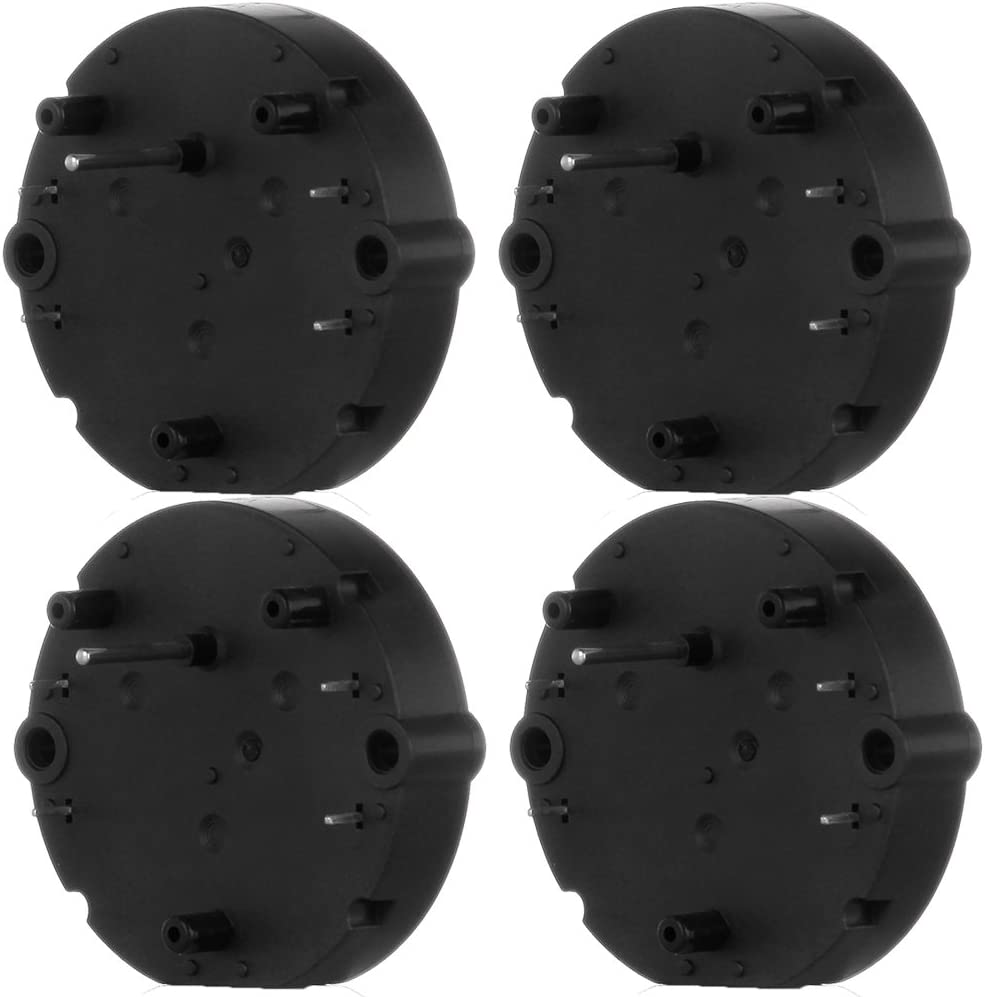 4 Replacement fit for Mustang Speedometer Gauge Cluster Stepper Motor X27.589 X27589 Replace cciyu QTY