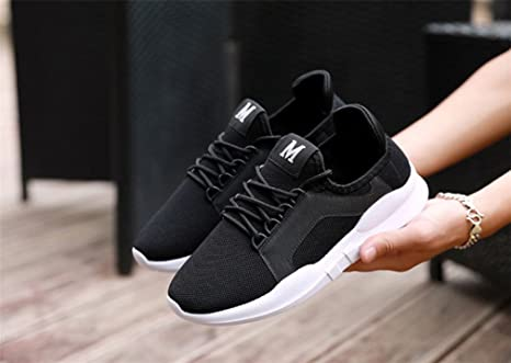 c083645bcdc82 Amazon.com : LUCKY-U Men Shoes, Sneakers Casual Lightweight Sports ...