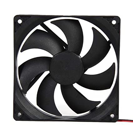 1800PRM Low Noise 120x120x25mm DC 12V 4-Pin Brushless PC Computer Cooling Fan