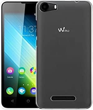 NEW'C Coque Compatible avec Wiko Lenny 2, Ultra Transparente ...