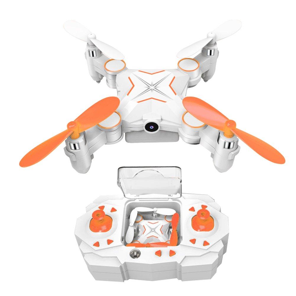 kingtoys® Mini RC Drone GHz Axis Gyro MP HD Cámara Plegable WiFi