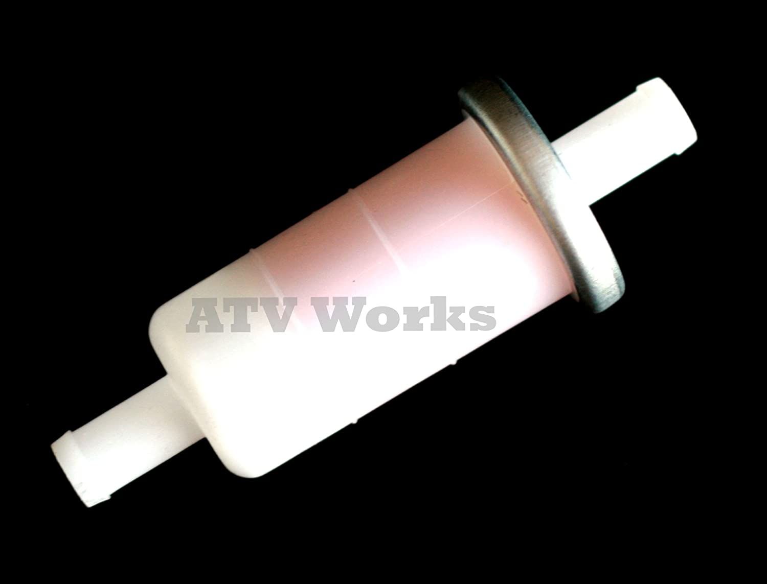Amazon.com: Compatible with Suzuki/Honda Motorcycle In-line Fuel Filter  Replacement for 10mm / 3/8