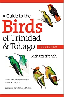 A guide to the birds of trinidad and tobago,