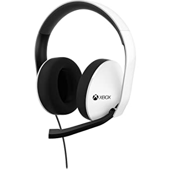 d1e299ca8a2 Microsoft Xbox One Stereo Headset Limited Edition White: Amazon.ca:  Computer and Video Games