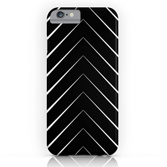 super popular 356b4 3aeb4 Amazon.com: Society6 Black And White Slim Case iPhone 7: Georgiana ...