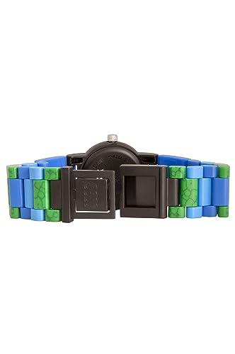 Amazon.com: LEGO Watches and Clocks Boys Jurassic World Blue Quartz Plastic Watch, Color:Blue (Model: 8021285): Watches