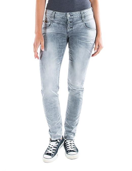 Timezone Damen Slim Jeans Kairina Jogg