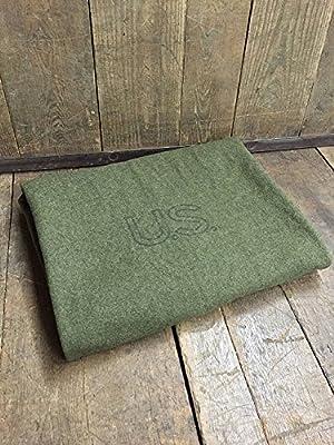 Genuine Issue U.S. Wool Blanket, New
