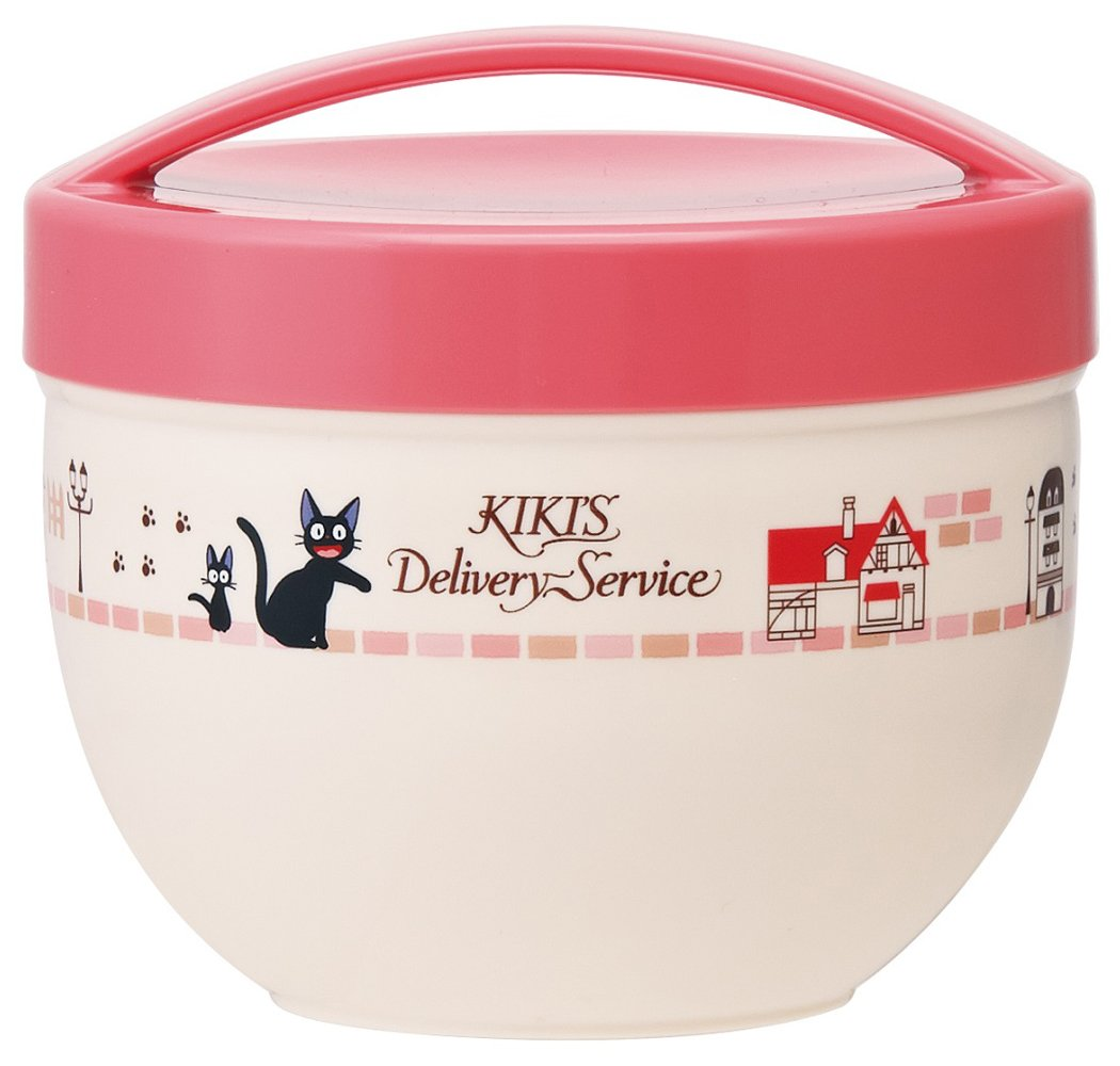 Cafe bowl lunch box 560ml Kiki's Delivery Service   Townscape by SKATER