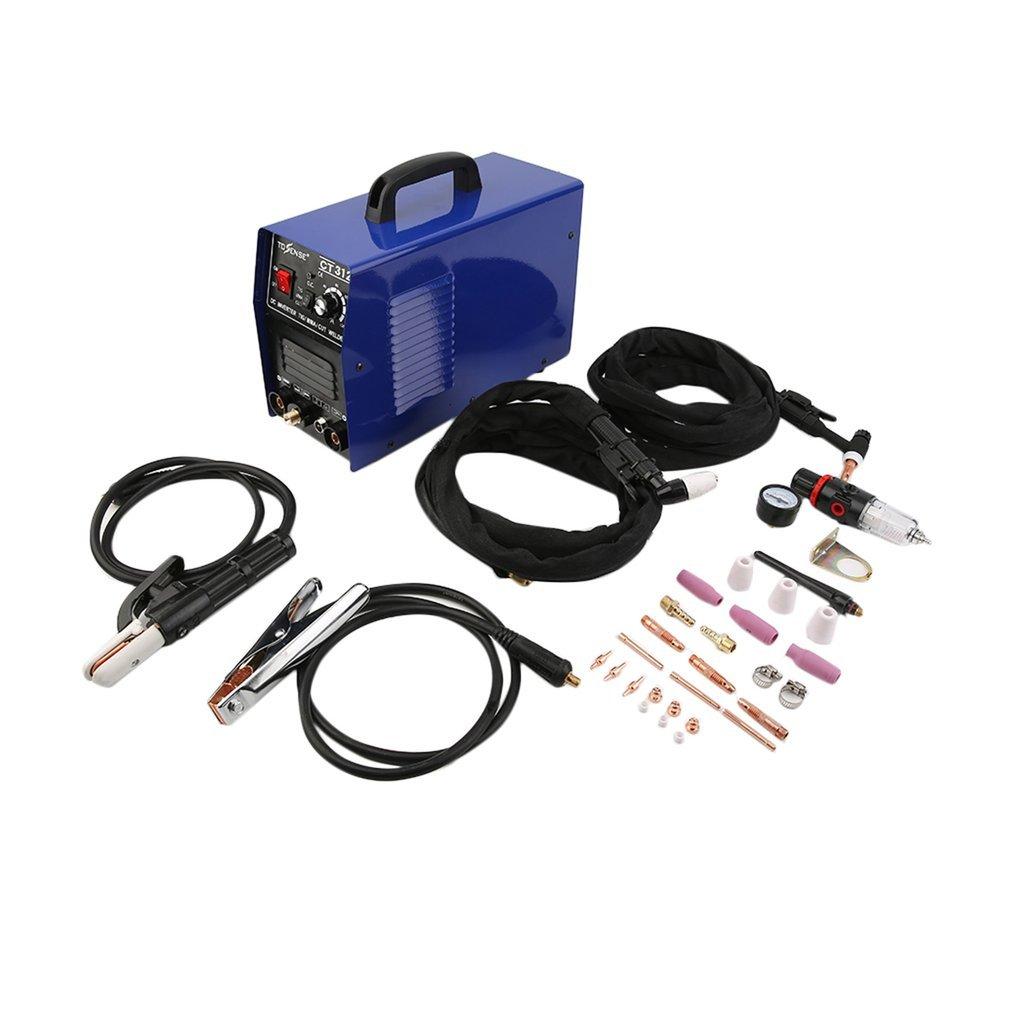 Blackpoolal Soldadora Durable CT312 Clase de Protección IP21 Máquina del Cortador del Plasma de la Eficacia del 80% con la Función de la Refrigeración por ...