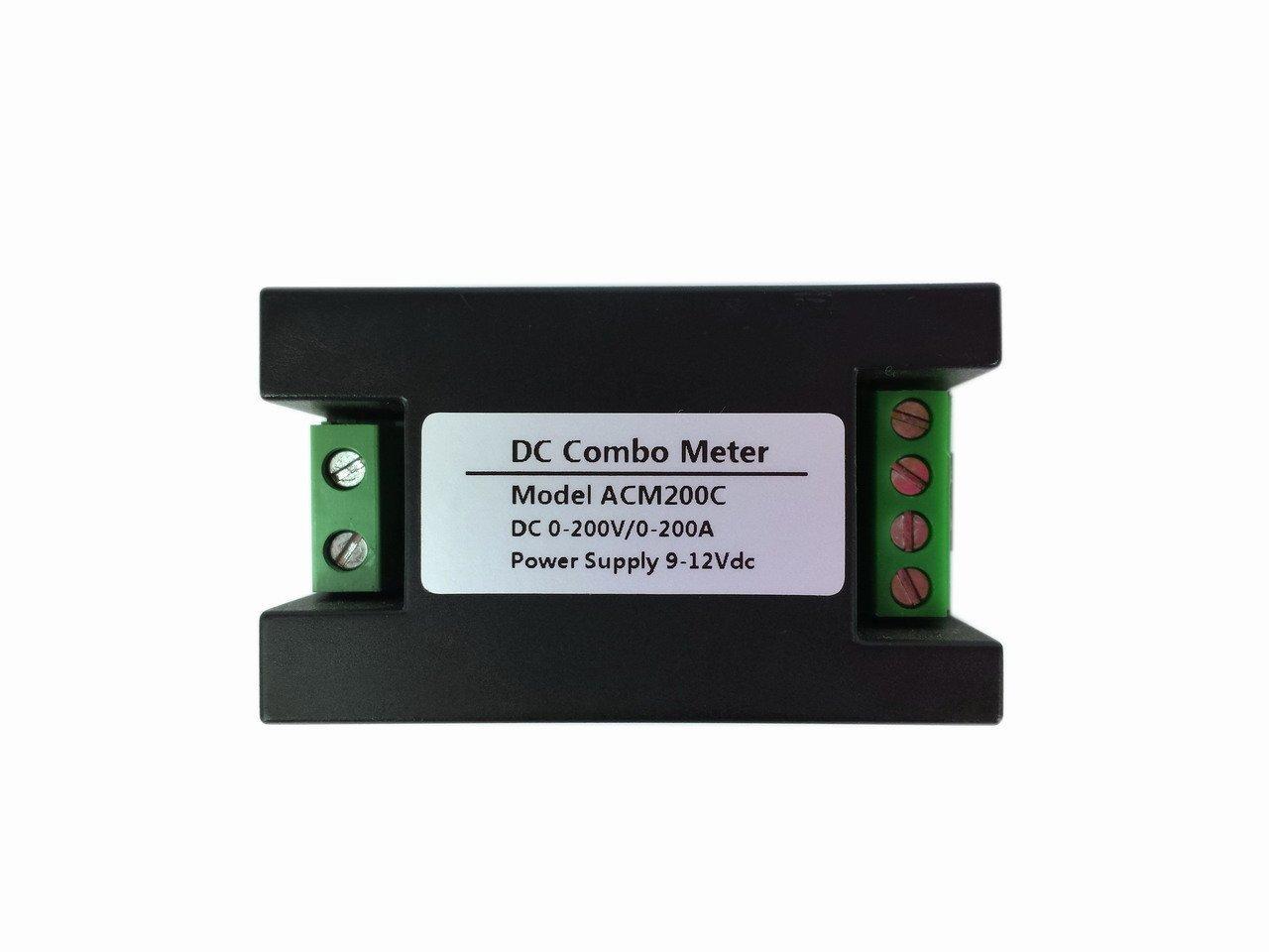 Aili Dc 20v 100a Voltage Current Meter 12v Caravan 4wd Rv Boat Rc Watt Power Balancer Battery Analyze Solar Wind Hho
