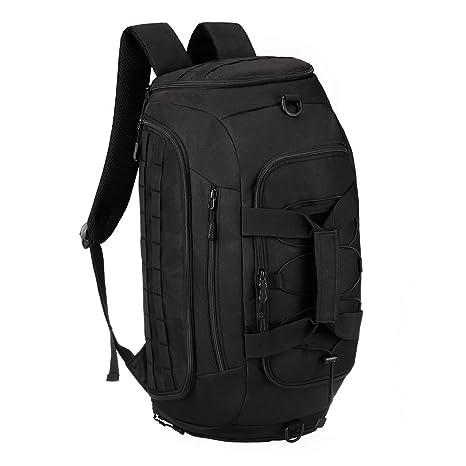 3bfcf7f005d5 CREATOR Tactical Travel Daypack Outdoor Gym Bags Sports Duffels Bag  Backpack Military MOLLE Shoulder Bags Handbag