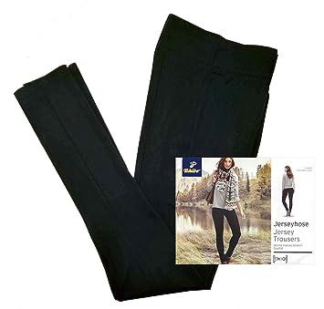 ara schuhe Ara Nagano Slipper blau Textil MU88879