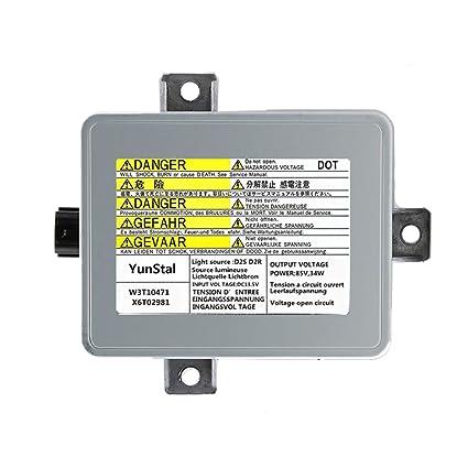 amazon xenon hid headlight ballast control unit module with Metallic Acura TL xenon hid headlight ballast control unit module with fast startup safe stability for 2002 2005