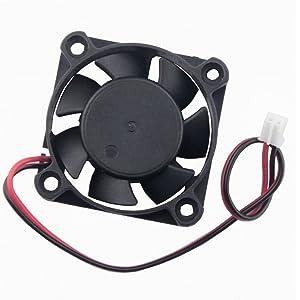 Gdstime 40mm X 40mm X 10mm Small 5v Dc Brushless Cooling Fan