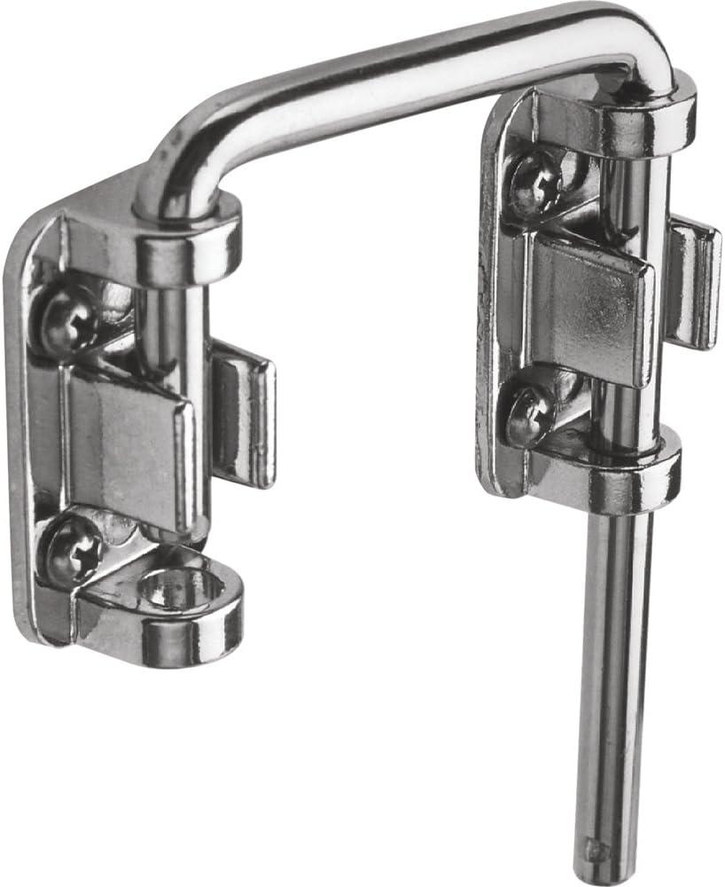 Install a Sliding Door Loop Lock