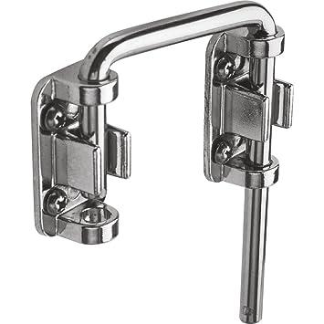 patio sliding door locks. Defender Security U 9847 Patio Sliding Door Loop Lock \u2013 Increase Home Security, Install Additional Locks