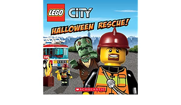 LEGO City: Halloween Rescue (English Edition)