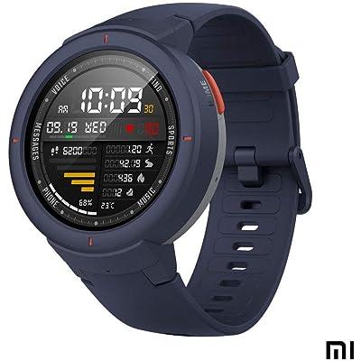 Amazfit GTS Reloj Smartwactch Deportivo   14 días Batería   GPS+Glonass   Sensor Seguimiento Biológico BioTracker™ PPG   Frecuencia Cardíaca   Natación   Rose-Gold (Reacondicionado)