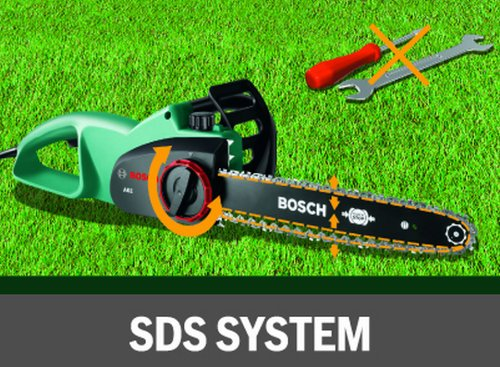 Bosch-Electric-Chainsaw-AKE-35-19-S-1900-W-35-cm-Bar-Length-in-Box