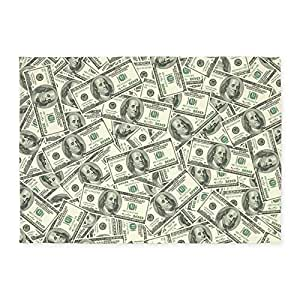 Amazon Com Cafepress 100 Dollar Bill Money Pattern