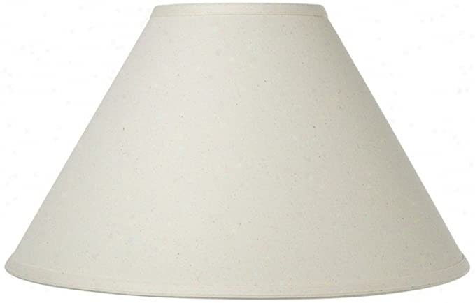 Upgradelights chimney style oil lamp shade 10 inch eggshell linen upgradelights chimney style oil lamp shade 10 inch eggshell linen 4x10x7 aloadofball Image collections