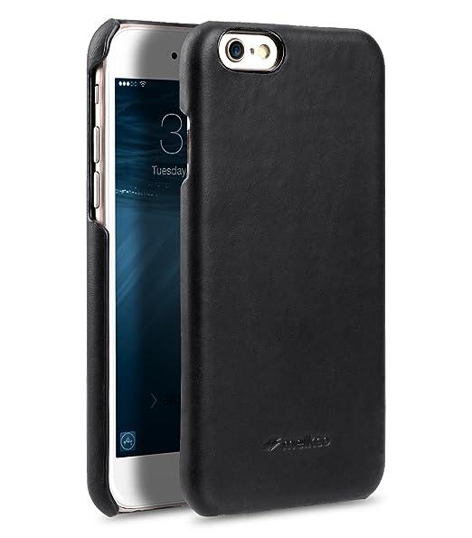 newest 46bd6 46fec Melkco Premium Genuine Leather Snap Cover Case For Apple iPhone 6s Plus / 6  Plus (5.5