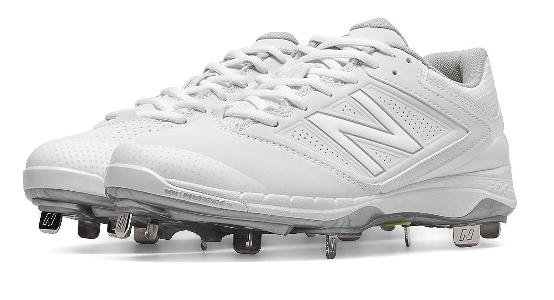 (ニューバランス) New Balance 靴シューズ レディースソフトボール Low Cut 4040v1 Metal Cleat White ホワイト US 13 (30cm) B014I8RWTG