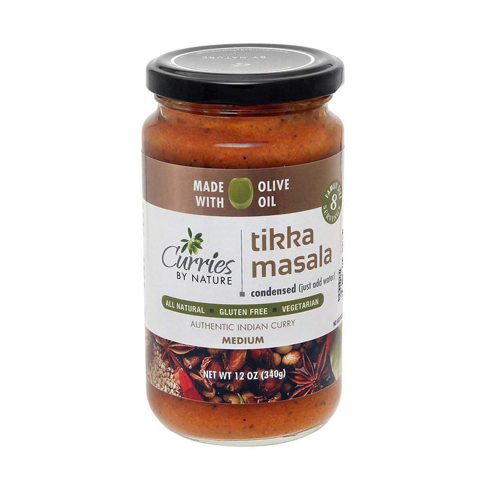 Curries By Nature Sauce Curry Tikka Masala