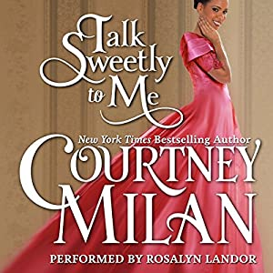 Talk Sweetly to Me Audiobook
